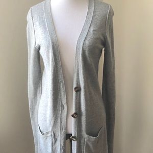 Abercrombie and Fitch button cardigan
